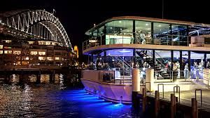 Clearview Cruises offers romantic dinner date on a luxury glass boat in Sydney