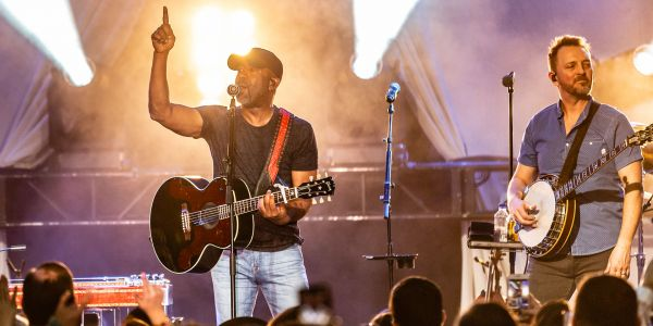 Darius Rucker on Why Travel Matters, How it Connects to Music, and an Insider's Scoop on Charleston