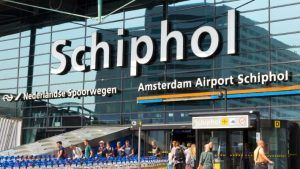 Fuel crisis leads to travel chaos at Amsterdam Schiphol Airport; flights cancelled and delayed