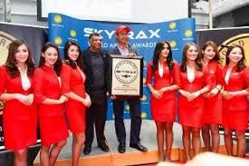 Air Asia voted as world's top low-cost carrier