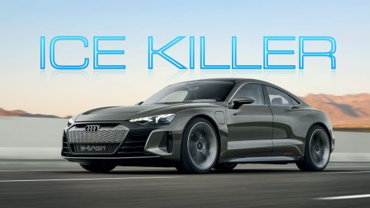 The Audi e-Tron GT Isn't A Tesla-Killer. It's An ICE Killer