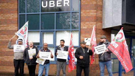 Uber Tries To Sidestep Workers Rights With Biased Surveys