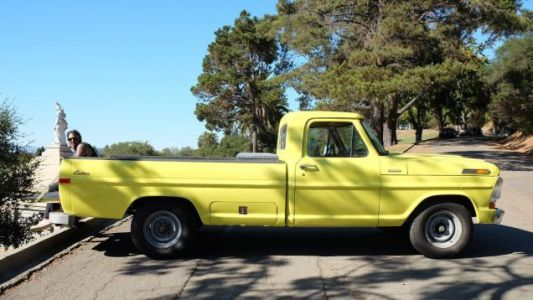 Let's Track Down This Stolen 1970 Ford F-250