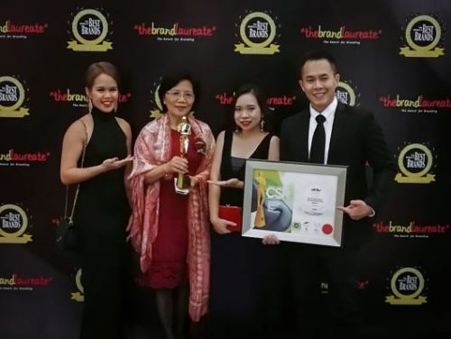 Sarawak's Big Win at the Prestigious BrandLaureate CSR BrandLeadership Award 2018