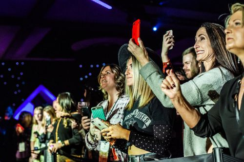 Rock Steady: How These Music Fans Got the VIP Concert Experience of a Lifetime