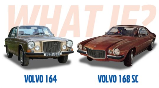 Quick Question: Why Can't I Stop Thinking About Volvo Rebadging a Camaro in the 1970s?