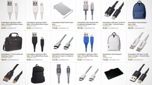 This AmazonBasics Sale Is Full of Inexpensive Tech Essentials