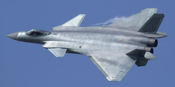 China is behind on production of its most advanced fighter jet