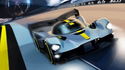 It's Happening: Aston Martin Will Take the Valkyrie to Le Mans' Reborn GT1-Style Class in 2021