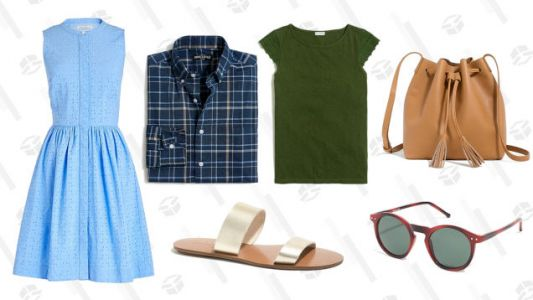 J.Crew Factory Is Clearing Out the Clearance Section With an Extra 40% Off, Plus 50% Off Everything Else