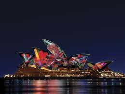 Vivid Sydney Festival Creative Director gives up his present role, to serve as creative consultant