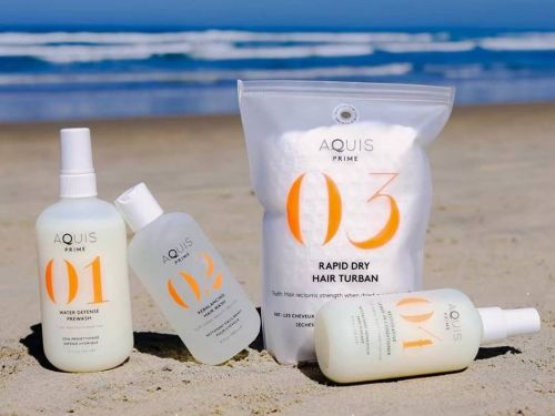 This 4-step hair-care system addressed a problem I never knew I had - now I have defined curls instead of frizzy waves