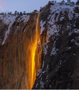 Firefall at Yosemite National Park to last till this weekend only