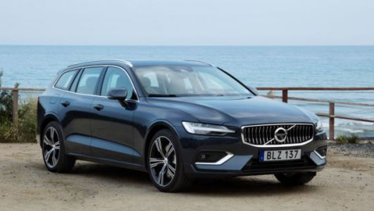 The 2019 Volvo V60 Wagon Starts at $39,895 and Will Be Factory Order Only