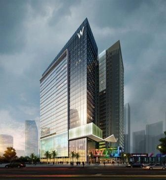 W Chengdu opens doors to guests in China