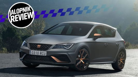 The SEAT Leon Cupra R Is One of the Rarest Forbidden Fruit Hot Hatchbacks