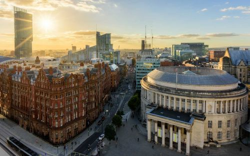 Move Aside, London: 7 Reasons to Visit Manchester