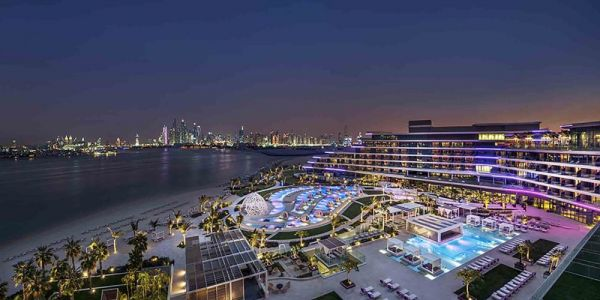 The Opening Of W Dubai - The Palm Marks First W Escape In The Middle East