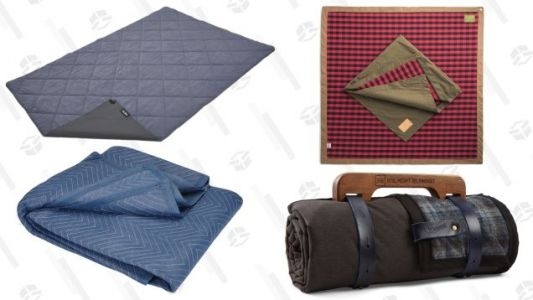 These Are Our Readers' Four Favorite Picnic Blankets