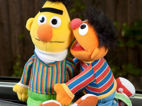 'Sesame Street' writer walks back his statement about Bert and Ernie being gay