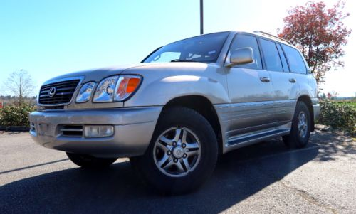 Here's Everything Wrong With My 260,000-Mile Fancy Toyota Land Cruiser