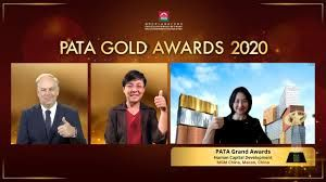 Macao receives four Gold Awards during PATA Travel Mart 2020 running online