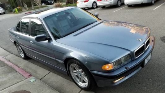 At $4,500, Is This 2001 BMW 740i Sport A Fantastic Deal Or A Financial Death Wish?