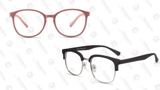 Open Your Eyes and Get 20% Off Frames and 30% Off Lenses From EyeBuyDirect