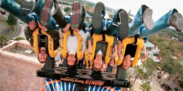Ready to Ride? Here's Your All-American, Cross-Country Theme Park Guide