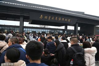 China sees tourist boom during Spring Festival holiday
