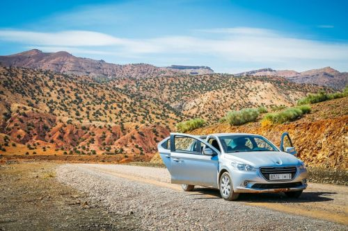 Things You Should Know Before Renting A Car & Driving In Morocco