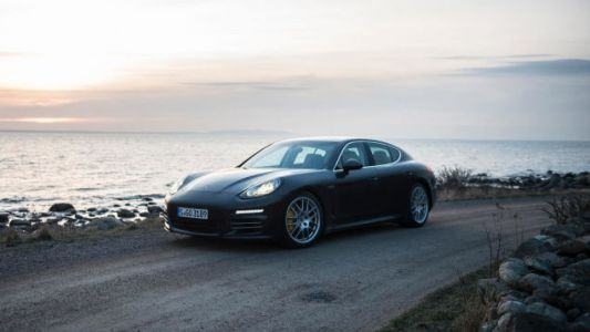 Porsche Recalls Nearly 100,000 Cars for Rollaway Risk