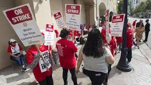 Hotel workers in San Diego hotel end 35-day strike with new contract