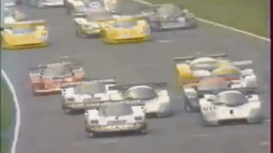 When Mercedes Battled Jaguar Battled Nissan Battled Toyota Battled Porsche Battled Mazda Battled Aston Martin at Le Mans