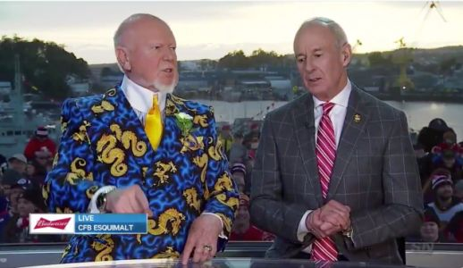 Don Cherry Whines Like An Old Pissbaby About The Carolina Hurricanes' Postgame Celebrations