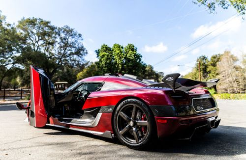 When You Drive a $2.5 Million Koenigsegg Agera RS, You Rethink the Meaning of 'Fast'