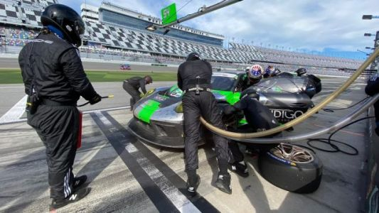 Black Swan Racing Withdraw From Rolex 24 As Team Boss Tim Pappas Contracts Coronavirus