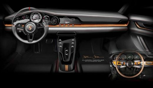 The New Porsche 911 Will Get a Series of Special Editions With Classic Design Touches