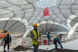 China approves 10 new airline routes from Beijing's new airport