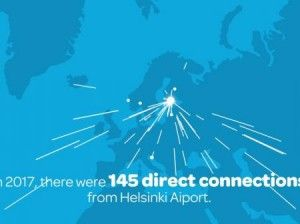 From Helsinki To The World - See A List Of The New Routes