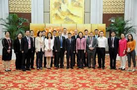 VIP Chinese Delegation Visits London to Promote Hunan Province