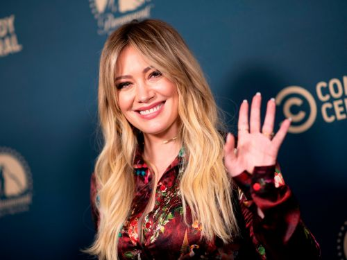 Hilary Duff said becoming a mom made her appreciate the mother-daughter relationship in 'Lizzie McGuire'