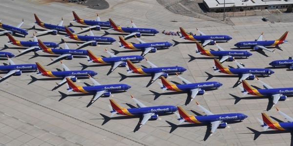 The head of Southwest's pilots union said Boeing is trying to rush the 737 Max back into service out of 'arrogance'
