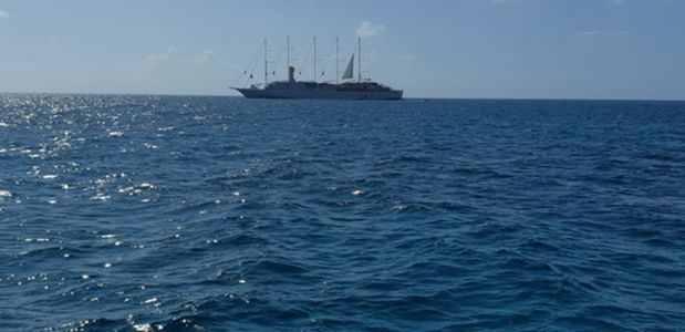 Windstar Cruises Return To Barbuda For 2018/2019 Season