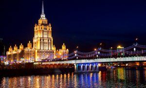 A Moscow Gem Joins Radisson Collection