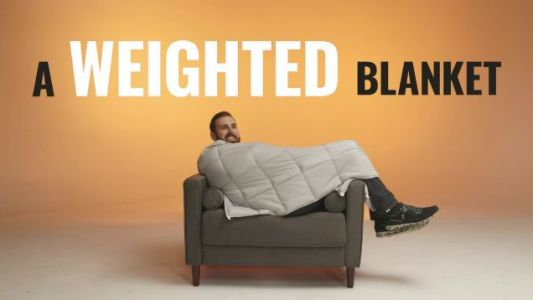 Finally Try Out a 15 Pound Weighted Blanket For Just $35, the Cheapest We've Seen
