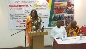 AMA & Tourism Ministry together host 2018 National Carnival
