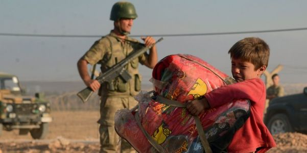 What life is like on the Syria-Turkey border, one of the world's most tense and dangerous fault lines