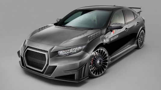 Mugen Has Made the Most Absurd Honda Civic Type R
