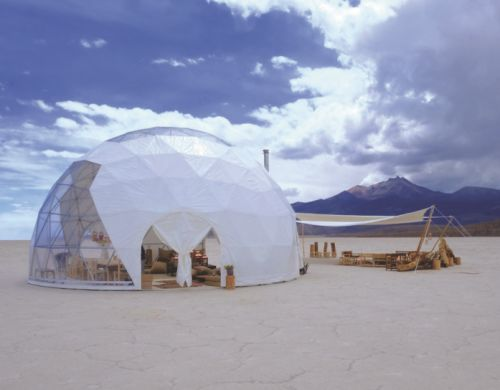 Kachi Lodge Opens on Bolivian Salt Flats